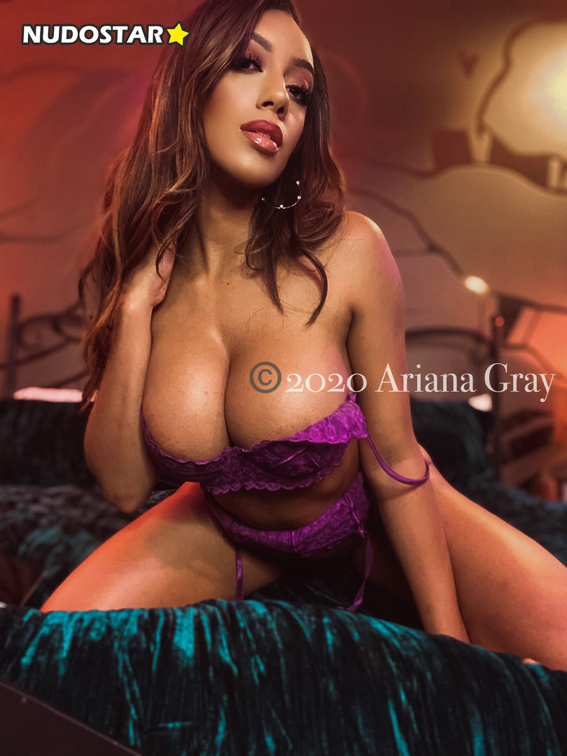 Ariana Gray Other Leaks (88 Photos)