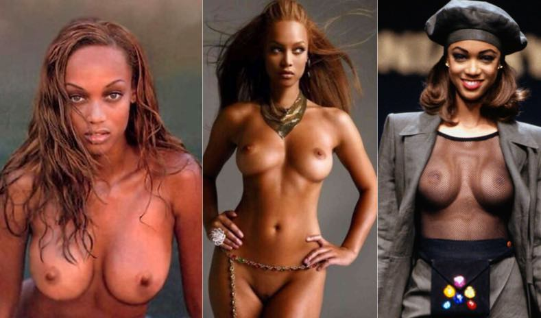 FULL VIDEO: Tyra Banks Nude & Sex Tape Leaked!